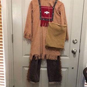 Child's Native American History Costume (L)